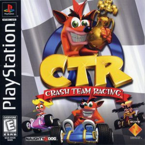 CTR cover