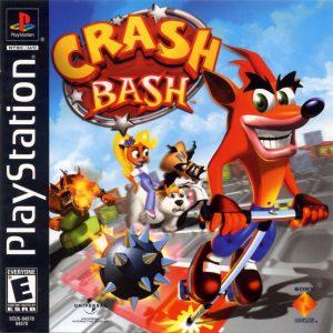 Crash Bash cover