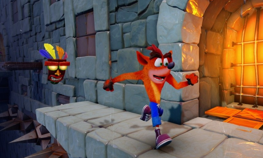 Crash N Sane Trilogy Stormy Ascent