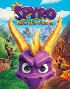 Spyro Reignited Trilogy Box