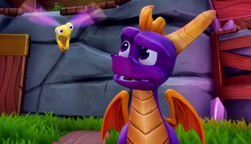 spyro reignited trilogy adiado