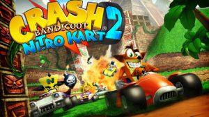 crash bandicoot nitro kart 2 lg