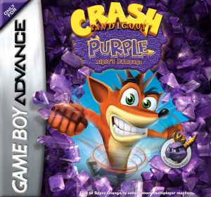 crash purple ntsc cover