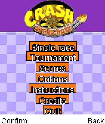 Crash Nitro Kart mobile (2)