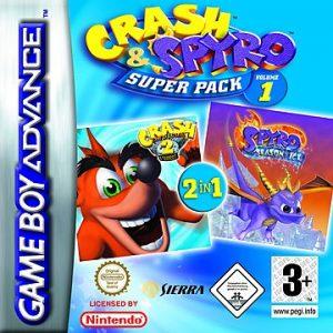 Crash & Spyro Super Pack Vol 1