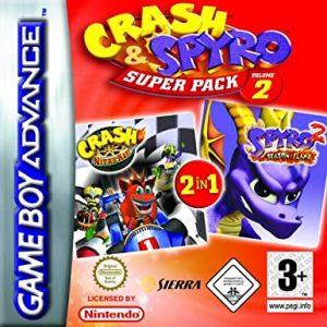 Crash & Spyro Super Pack Vol 2