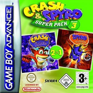 Crash & Spyro Super Pack Vol 3