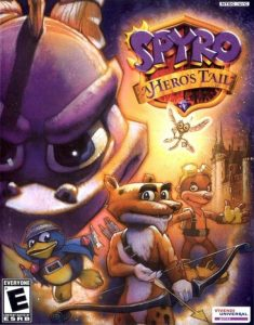 Spyro A Hero's Tail cover