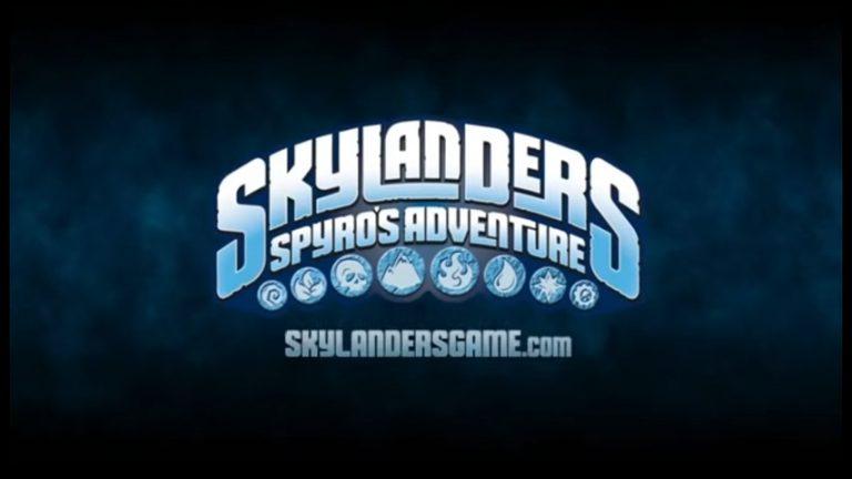 skylanders - reveal trailer