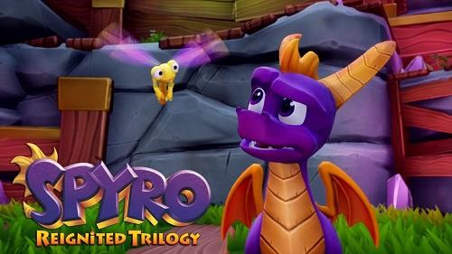 spyro reignited trailer 2