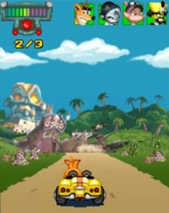Crash Bandicoot Mobile Games _ Leftovers Part One 4-29 screenshot