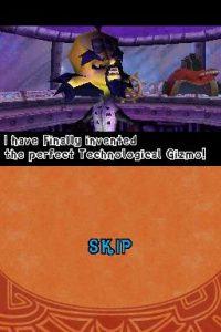 crash mind over mutant ds screenshot 12
