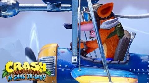crash n sane trilogy trailer 3