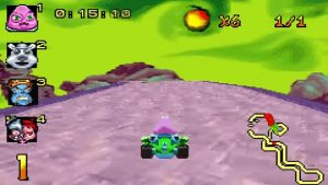 crash nitro kart gba screenshot (6)