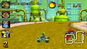 crash nitro kart gba screenshot (7)