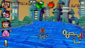 crash nitro kart gba screenshot (8)