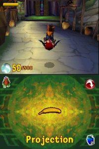 crash of the titans ds screenshot 8