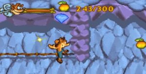crash of the titans gba screenshot (1)