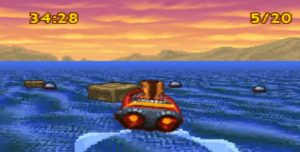 crash of the titans gba screenshot (11)