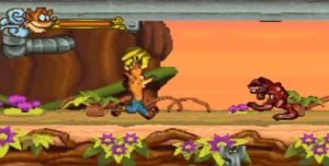 crash of the titans gba screenshot (12)