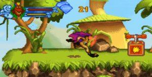 crash of the titans gba screenshot (6)