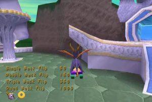 spyro 3 screenshot (2)