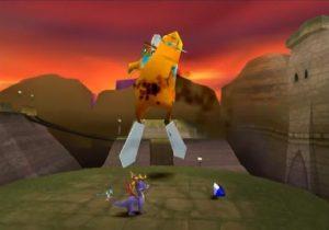 spyro the dragon screenshot (1)