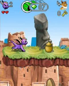 spyro the dragon mobile screenshot 2