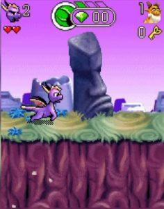 spyro the dragon mobile screenshot