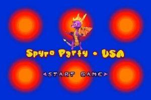Spyro Party USA