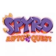 Spyro Ripto Quest logo